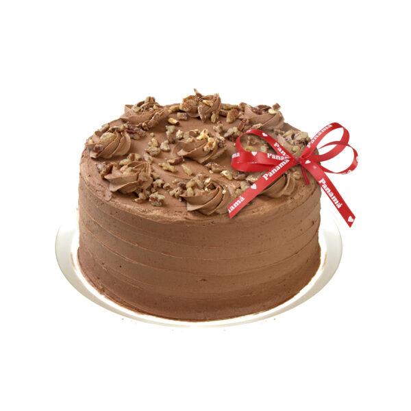 pastel chocolate artesanal