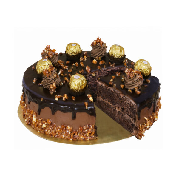 pastel ferrero