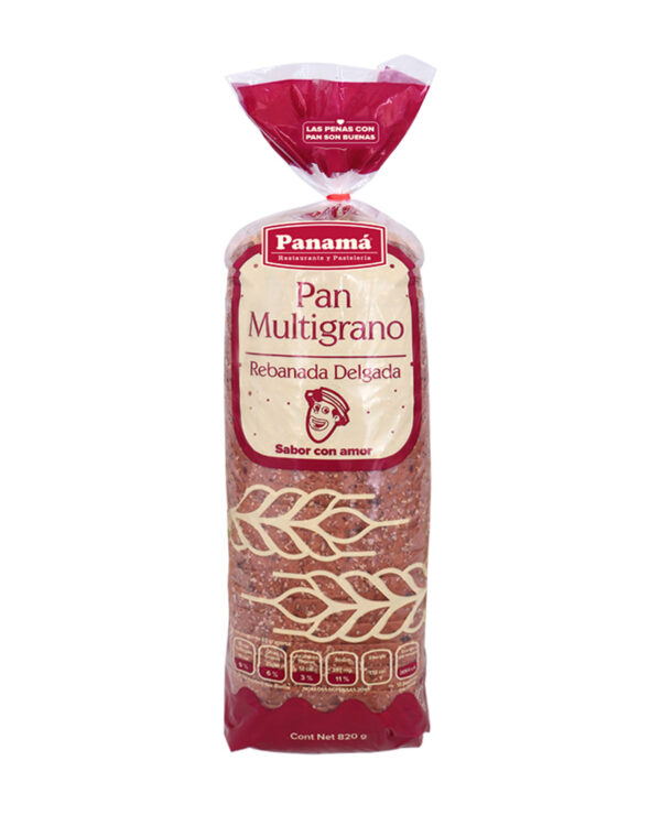 Pan multigrano sandwich